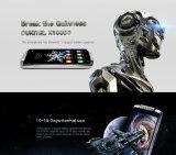 Oukitel K10000 Mtk6735 Kamera-intelligentes Telefon-Silber Vierradantriebwagen-Kern2g 16g des Android-5.1 des Lutscher-5.5 des Zoll-720p 4G 13MP