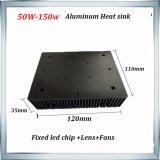 アルミニウム中国の製造者OEMはダイカストアルミニウム脱熱器を