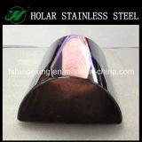 Tubo ovale dell'acciaio inossidabile
