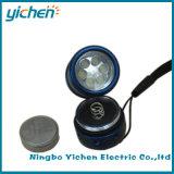 Mini lanterna elétrica de 6 diodos emissores de luz