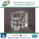 투명 플라스틱 CNC 가공 정밀 부품