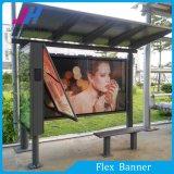 Backlit Flex Banner van pvc voor Busstation (510GSM 300D*500D)