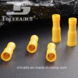 전체 절연 압착 PVC 황동 여성 총알 / 소켓 터미널 (FRD)