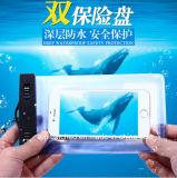 Le téléphone mobile de PVC 20 mètres imperméabilisent la pêche de sac nageant le sac imperméable à l'eau extérieur de téléphone
