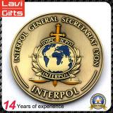2017 제조 생산 기념하는 동전 공동 금속 동전