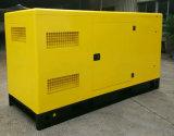 комплект генератора 150kVA/120kw Cummins охлаженный водой звукоизоляционный тепловозный