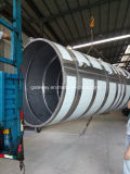 1000 Stahl-IBC Becken des Liter-für Chemikalien-und Nahrungsmittelspeicher