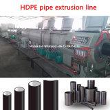 Machine d'extrusion de conduite d'eau de gaz de HDPE