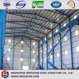 세륨에 의하여 증명서를 주는 Prefabricated 가벼운 건물 또는 작업장 또는 창고