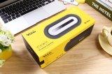 Диктор Daniu Ds-7614 Bluetooth ткани портативный беспроволочный с управлением касания (карточка AUX/Bluetooth/FM/TF)