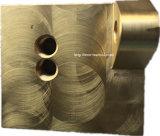 Parti d'ottone filettate di CNC del distanziatore del contrappeso