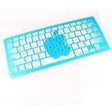 カラーMacBookプロ13 15 17のための変更の印刷のシリコーンのラップトップキーボードカバー