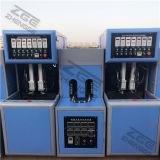 Machine de moulage de coup en plastique semi automatique de main de 2 ventilateurs