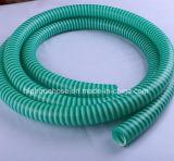 중국어는 유연한 물결 모양 나선 PVC 흡입 호스를 제조한다