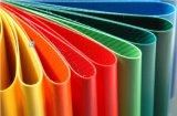 다른 색깔에 있는 B1를 가진 PVC 방수포