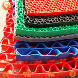 롤에 있는 최고 급료 앙티크 PVC S 유형 양탄자 매트