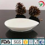 Plaque en céramique de porcelaine de vaisselle de vaisselle de cuisine de plaque de vaisselle