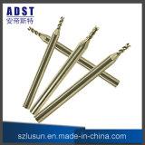 Alto utensile per il taglio del laminatoio di estremità del carburo di tungsteno di durezza per alluminio