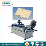 Máquina de aço da curvatura para fazer a caixa Foldable da madeira compensada