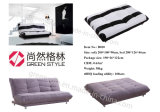 Mobilia di cuoio del sofà del cuscino dello schienale della base di sofà dell'unità di elaborazione