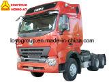 Sinotruk HOWO-A7 290-420HP 6X4 트랙터 트럭