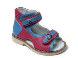 子供のかかと骨のための整形外科のサンダルサポート靴