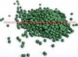 Китай Поставщик Оптовый зеленый пластиковый цвет Masterbatch для инъекции экструзионно-выдувная пленка