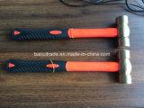 16 oz de cobre de la bola martillo de fibra con la manija