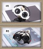 Auriculares del mini auricular sin hilos Mini503 del estilo de la tirilla de la camisa de 503 receptor de cabeza estéreo de Bluetooth para el teléfono móvil androide de Samsung del iPhone