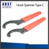 Высокий тип гаечный ключ твердости крюка c для держателя инструмента