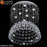 Moderne helle Kristallvorrichtungen der LED-Leuchter-Beleuchtung-LED für Esszimmer Om88541