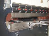 WC67K серии гидравлический с ЧПУ листогибочный пресс