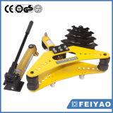 Macchina piegatubi del tubo manuale idraulico per la barra d'acciaio Fy-Swg-60