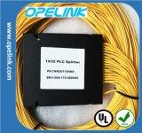 Scatola di plastica del divisore del PLC di telecomunicazione 1X32 di Gpon per Pon/LAN/FTTX