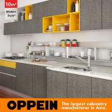 10平方メートルのストレート・ライン現代様式のKitchenetteの台所デザイン(OP16-M06)