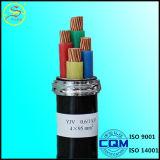 銅のコンダクター構築によって使用されるXLPEの電源コード