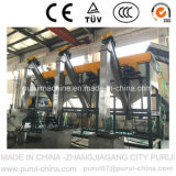 Película del PE de los PP que se lava reciclando la máquina (capacidad 800-1000kg/Hr)