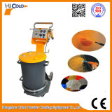プラスチック粉のコーティングのためのホッパー供給の粉のアプリケーター