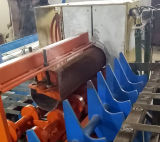 Spinmachine van de Cilinder van het brandblusapparaat de Hete