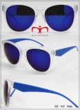 Nuevas gafas de sol plásticas con la lente de Revo para unisex (WSP609683)