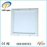 La luz LED 600 * 600mmn marco de aluminio de techo Panel de Iluminación LED