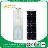 lámpara de calle solar brillante del proyecto LED del gobierno 50W