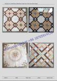 Azulejos de suelo de cerámica de madera de la inyección de tinta