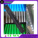 8X10W段階の変更カラービーム移動ヘッドLED洗浄棒ライト