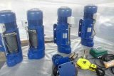 élévateur électrique de machines de construction 2ton
