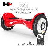 Scooter de équilibrage d'individu de roues d'UL2272 Hoverboard deux