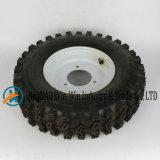 바퀴 무덤 바퀴 (4.80-8)를 위한 압축 공기를 넣은 고무 바퀴