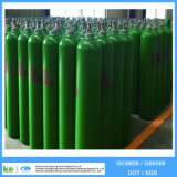 cilindro di ossigeno dell'acciaio senza giunte 2016 40L ISO9809/GB5099