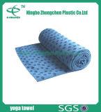 Toalla de Microfiber de la yoga con insignia de encargo