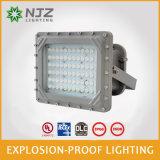 Iluminação UL844 à prova de explosões certificada C1d1 para posições perigosas